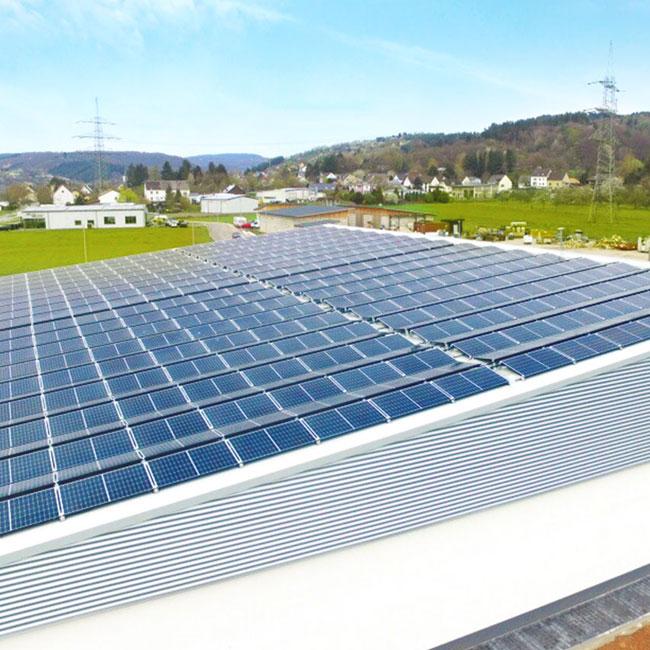 Dachanlage<br /> Rheinland-Pfalz